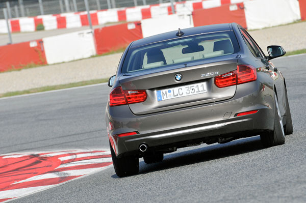 Conducimos el nuevo BMW Serie 3