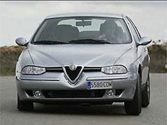 Alfa 156 1.9 JTD Distinctive