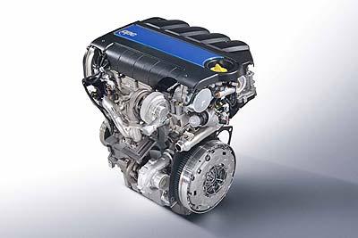 Opel Vectra OPC 1.9 CDTI