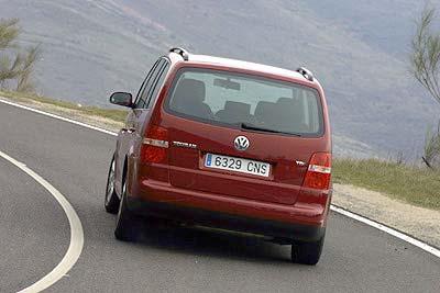 Volkswagen Touran 1.9 DSG.