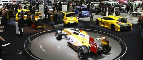 Las novedades más racing