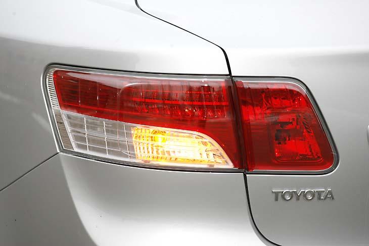 Toyota Avensis 2.0 D-4D Active al detalle