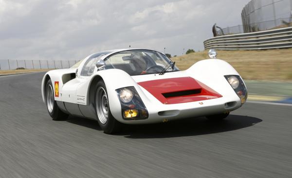 Porsche Carrera 6