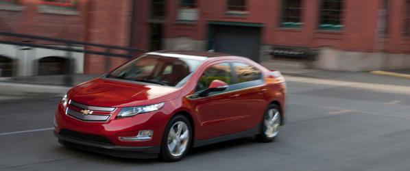 Chevrolet Volt: 1.280 km por depósito