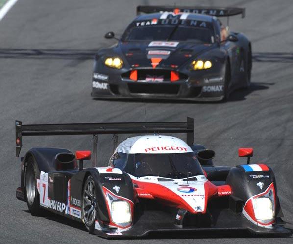Le Mans Series: Peugeot y Gené en Barcelona