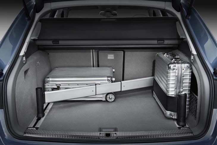 Audi A4 Avant: detalles interiores