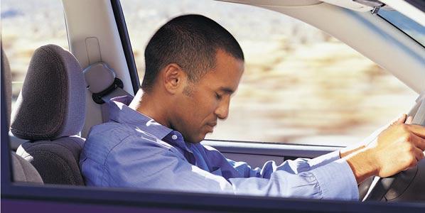 Cuidado con la fatiga al volante
