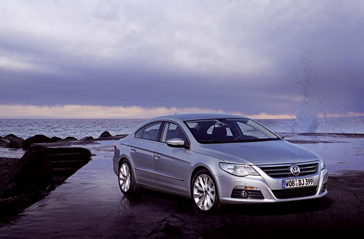 Volkswagen Passat CC: lo conducimos