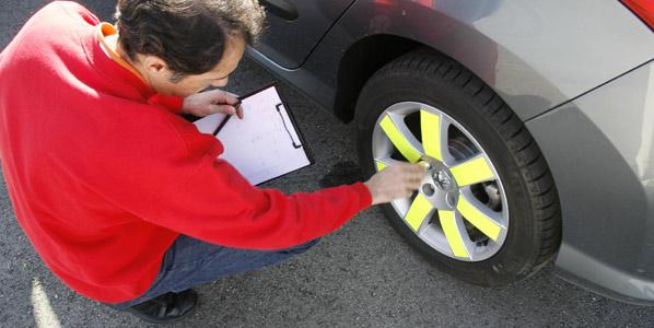 Neumáticos con etiqueta energética