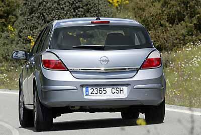 Opel Astra 1.6