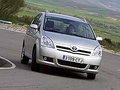 Toyota Corolla Verso 2.0 D4D Sol