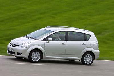 Toyota Corolla Verso D4d
