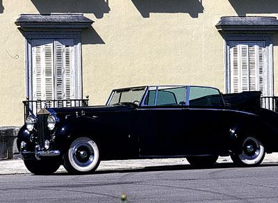 Los Phantom IV nacieron como regalo a Isabel II.