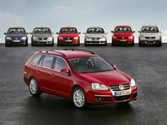 La demanda del Golf sorprende a VW