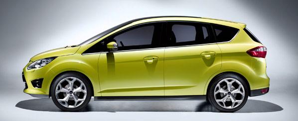 El Ford C-Max híbrido se fabricará en España