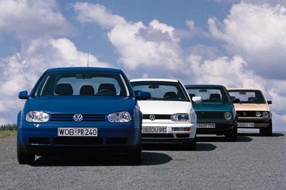 VW Golf GTI 35 Aniversario