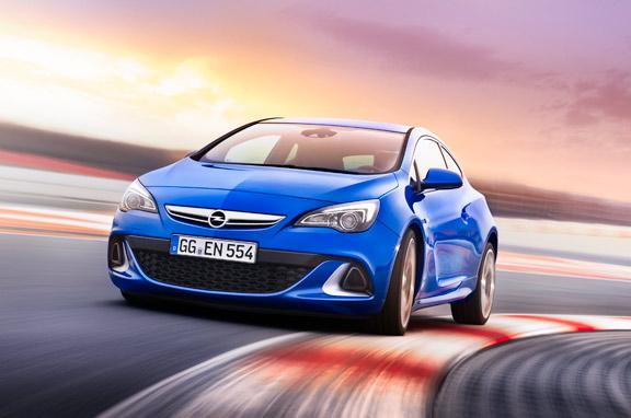 Así es el nuevo Opel Astra OPC