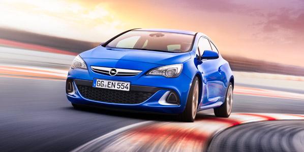 Opel Astra OPC, 280 CV de adrenalina