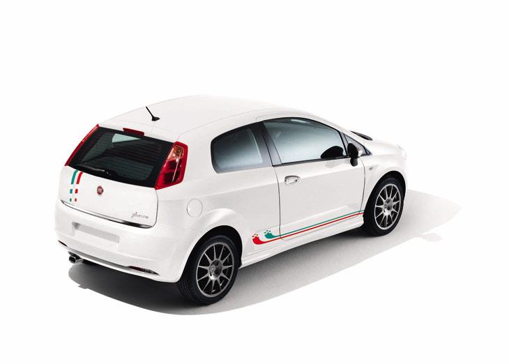 Fiat Grande Punto 08