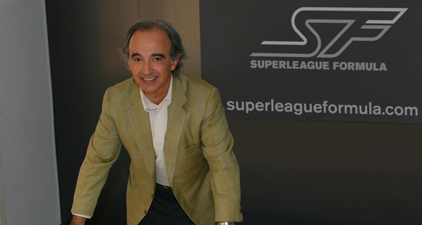 Superleague Formula: Segunda temporada