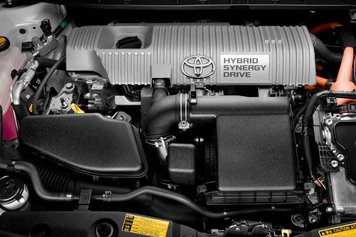 Toyota Prius III: interiores
