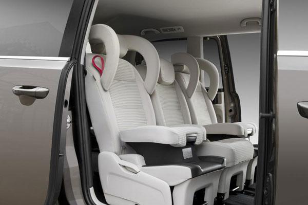 Nuevo Seat Alhambra 4WD