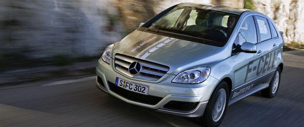 Vuelta al mundo con coches de hidrógeno