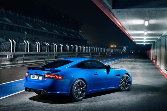 Jaguar XKR-S, la prueba