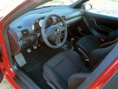 Seat León Cupra R 225
