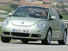 Volkswagen New Beetle Cabriolet 1.9 TDI
