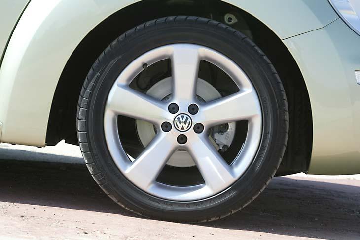 VW N Beetle Cabrio