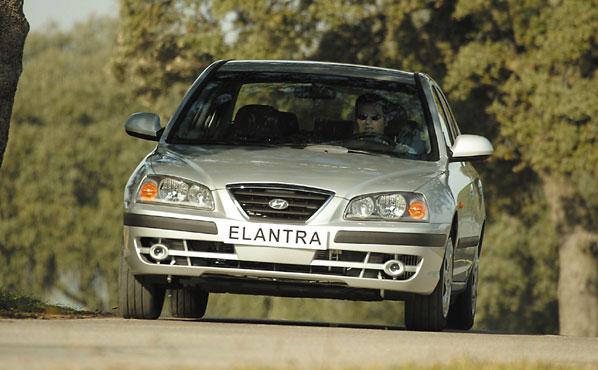 Hyundai Elantra LPI HEV híbrido