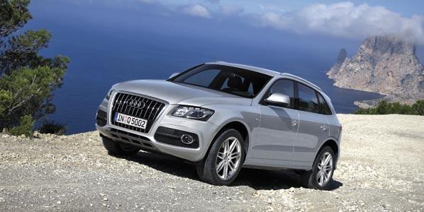 Los Audi Q5 y A4 allroad estrenan motores