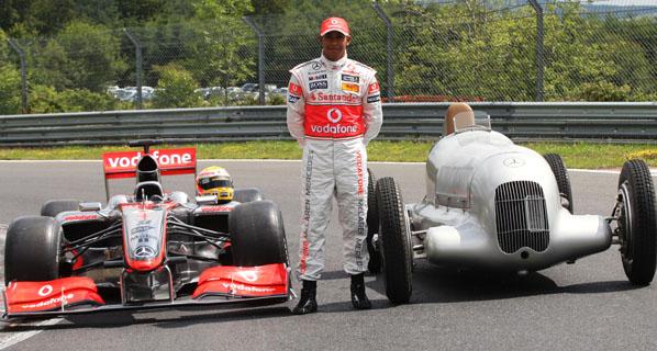 F1: Entrenamientos libres 2 del viernes