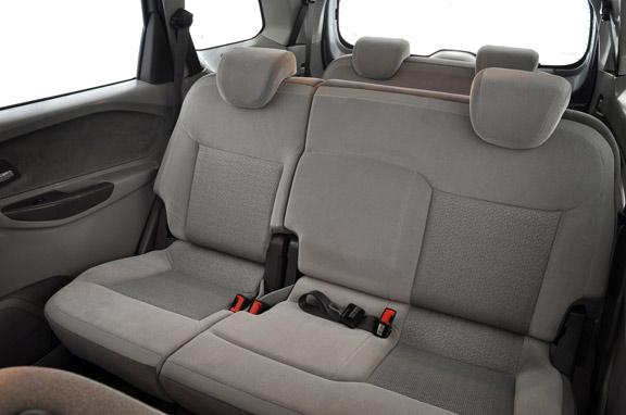 Chevrolet Spin, el nuevo monovolumen low cost