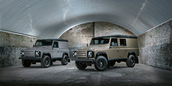 Land Rover Defender XTech Special Edition