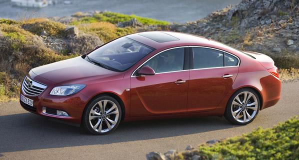 Opel Insignia 2012: primeros detalles