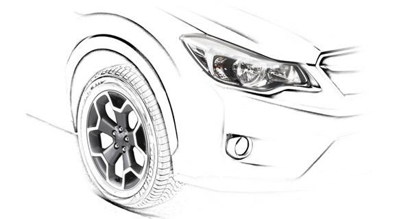 Subaru XV: la versión de producción