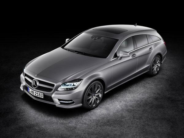 Mercedes CLS Shooting Brake la novedad