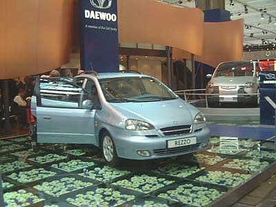 Daewoo:Frankfurt