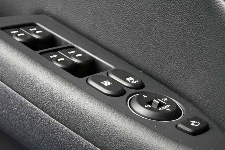 Hyundai i-30: interiores
