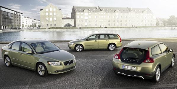 Gama Volvo DRIVe