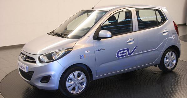 Hyundai BlueOn, el primer eléctrico coreano