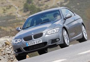 BMW 335i Coupé DKG