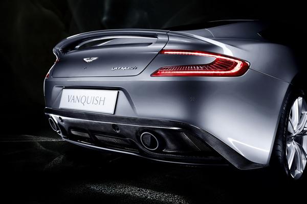 Nuevo Aston Martin Vanquish