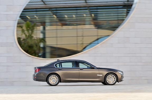 BMW 760 Li V12 25 Aniversario