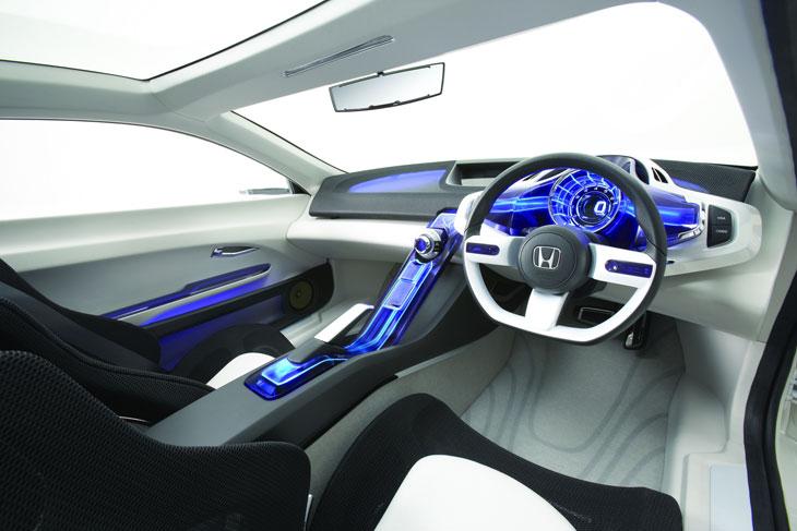 Honda Tokio 2007