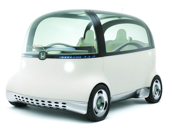 Honda Puyo, el coche que brilla