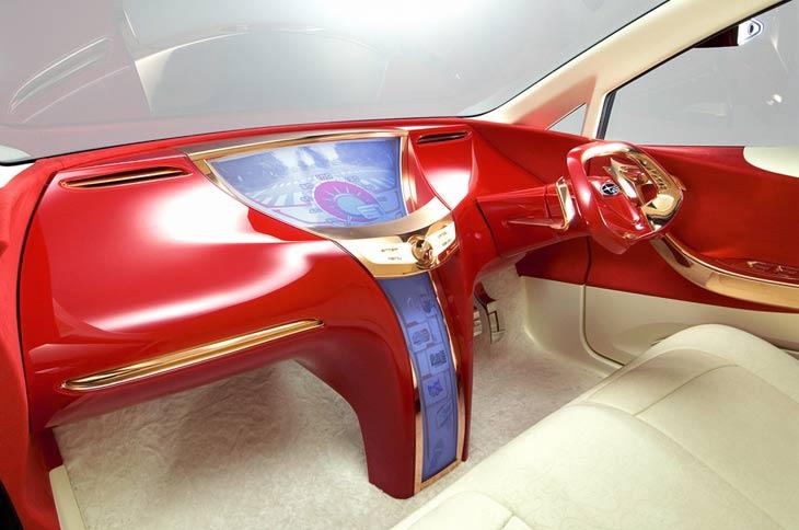 Los futuros Subaru