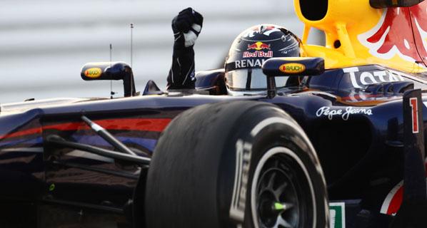 GP de Japón de F1: Vettel, campeón del mundo
